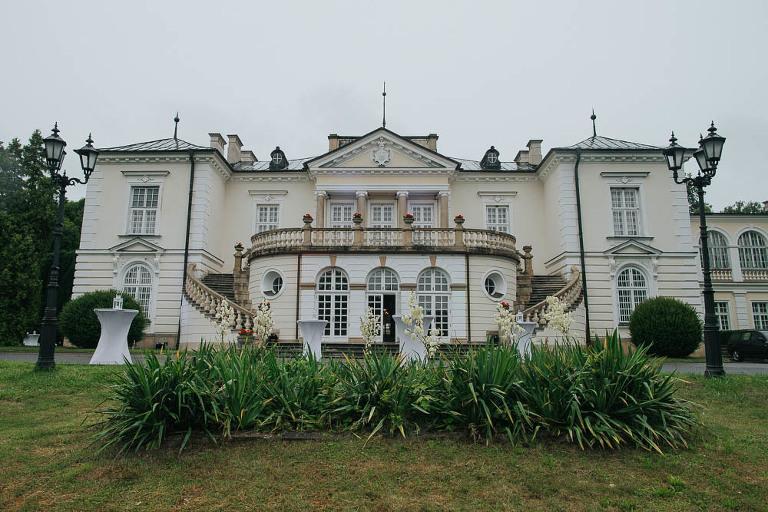 Pałac Radziwiłłów w Balicach